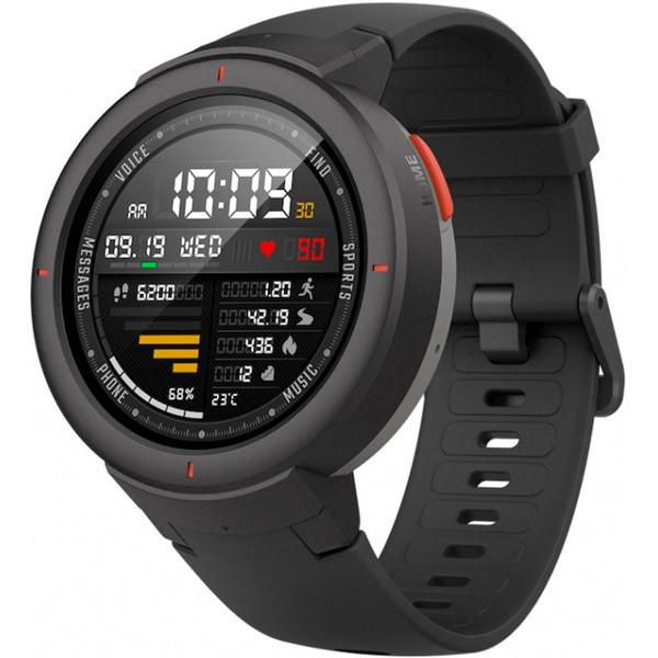 Смарт-часы Xiaomi Amazfit Verge Grey (A1811)