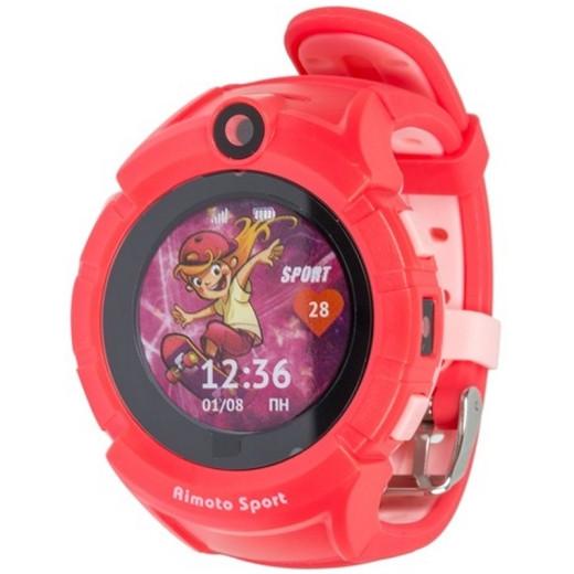 Детские смарт-часы Aimoto Sport White-Red