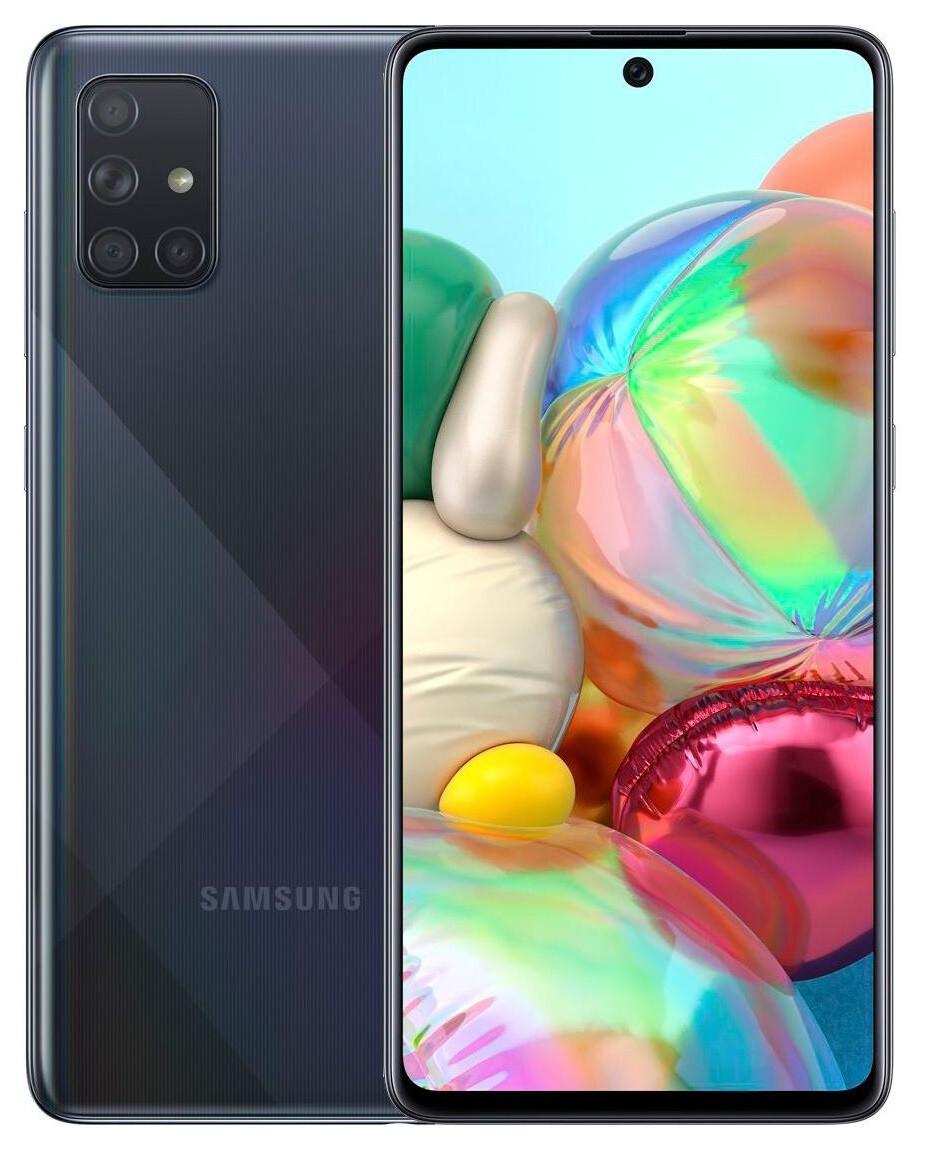 Samsung Galaxy A71 2018 Black
