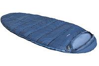 Спальный мешок HIGH PEAK Мод. BOOM (220х90/65см)(2,25кГ)(-14/+6ºС)(синий) R89184