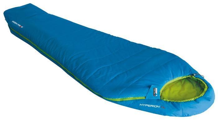 Спальный мешок HIGH PEAK Мод. HYPERION 1M (210х80/50см)(1,18кГ)(-13/+6ºС) R89182