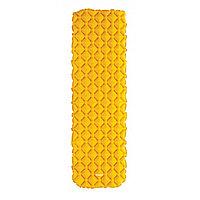 Каремат (надувной) KOVEA Мод. LIGHT AIR MAT (185х55х6см)(490г)(желтый) R43162