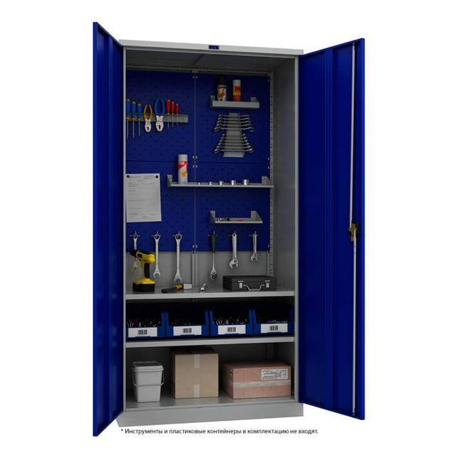 Инструментальные металлические шкафы серии Стандарт