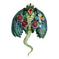 Джойстик игровой для ПК Дракон Dragon Fire USB, проводной, зеленый