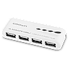 USB HUB Crown CMH-B05 4 port, Разветвитель на 4 порта