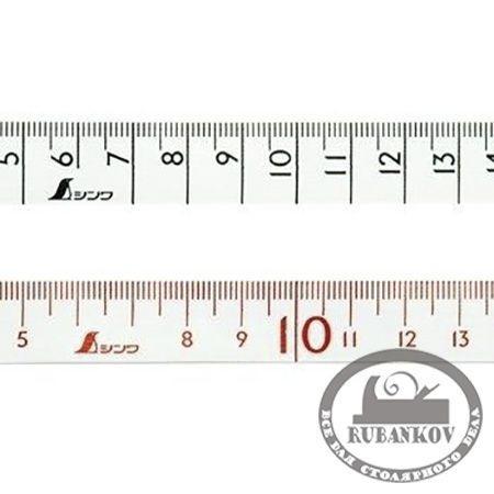 Лента измерительная, Shinwa, 1.5м
