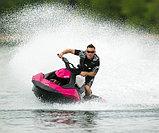 Гидроцикл Spark 900 ACE HO iBR 2015 (90МХ, 2-х мест, розовый), фото 3