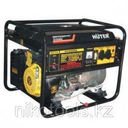 6500LX DY Электрогенератор -электростартер с пультом