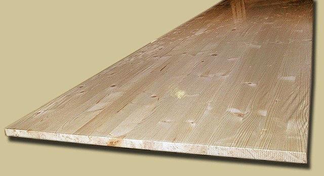 Мебельный щит 40х400х2000мм сосна, фото 2