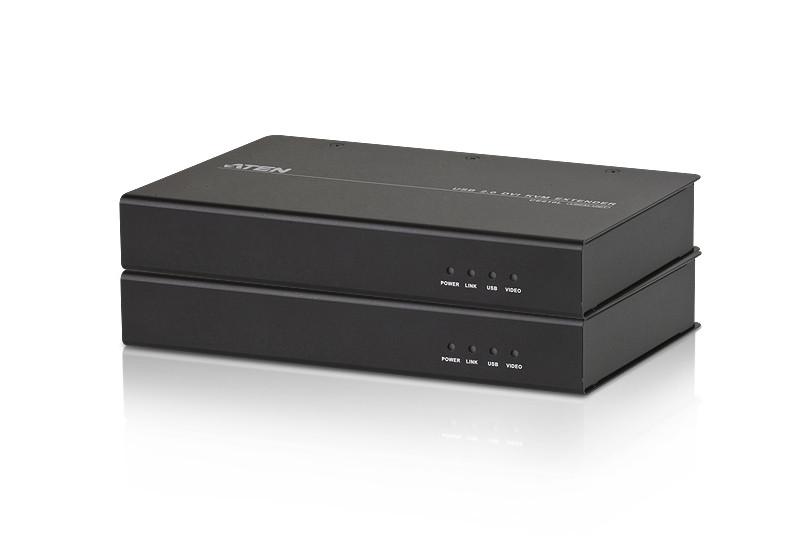 ATEN CE610-AT-G USB 2.0 DVI KVM удлинитель