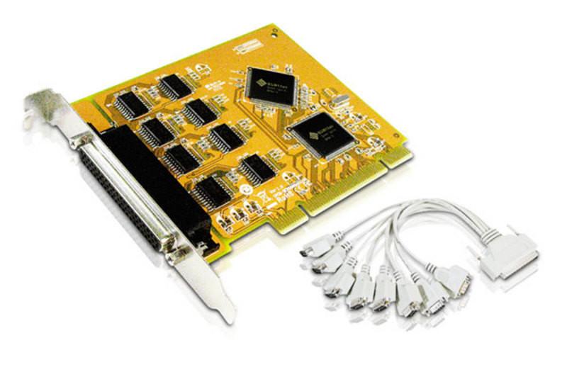 ATEN IC108S 8-портовая PCI-карта RS-232