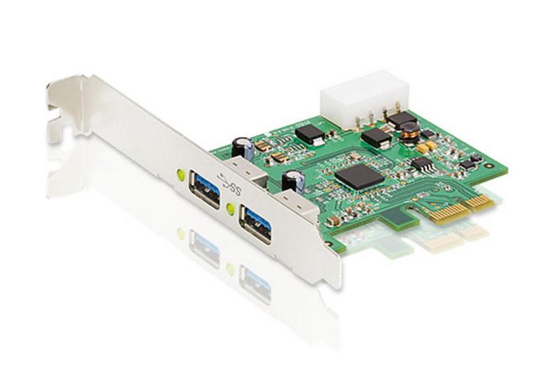 ATEN IC320U-AT 2-портовая карта USB 3.0