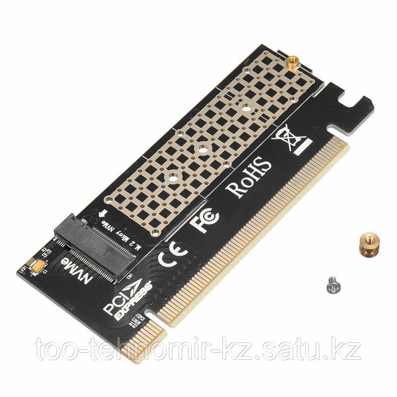 Адаптер M.2 NVMe SSD(M Key v PCI-Ex16