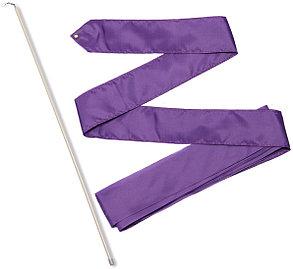 Ленты для художественной гимнастики (Цвет радужный,синий,зелёный), фото 2