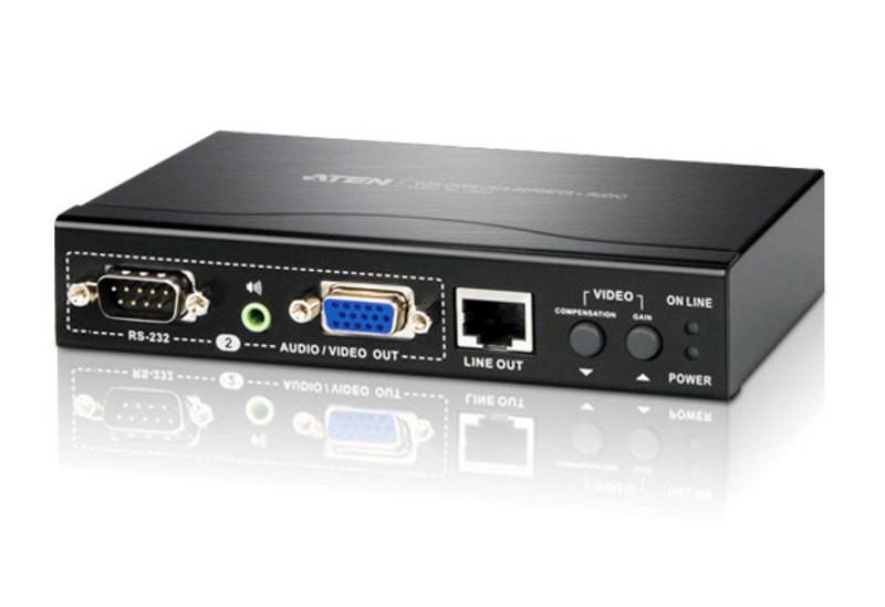 Повторитель VGA по Cat 5 с поддержкой звука ATEN VB552-AT-G