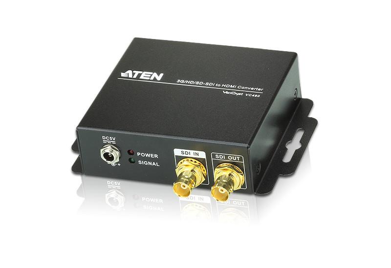 3G/HD/SD-SDI - HDMI конвертер ATEN VC480-AT-G