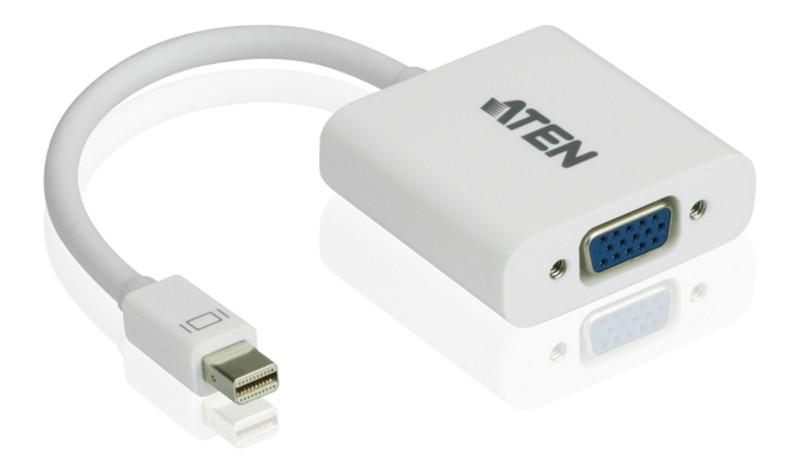 Адаптер Mini DisplayPort – VGA ATEN VC920-AT