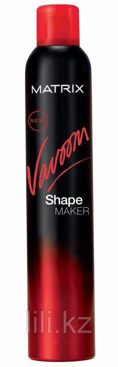 Mоделирующий спрей для волос экстрасильной фиксации - Matrix Vavoom Shape Maker 400 мл.