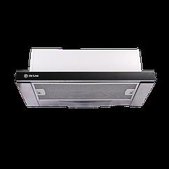 Вытяжка кухонная De luxe IREN GLASS ACB-SP60-S-B/D DeLuxe