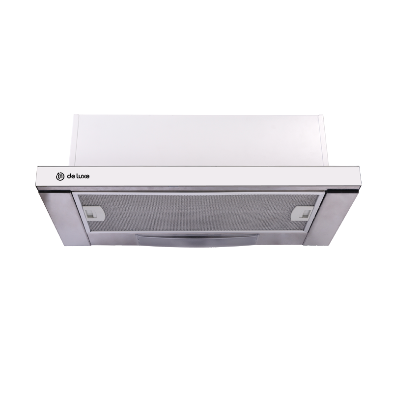 Вытяжка кухонная DE LUXE IREN GLASS ACB-SP60-S-W/D DeLuxe