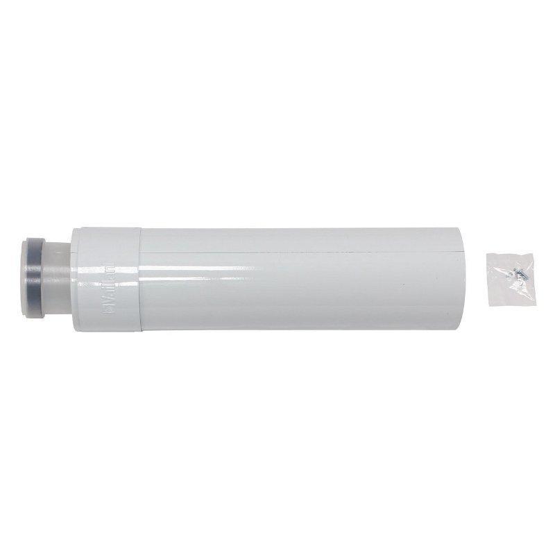 Удлинительная труба 0,5 m DN 80/125, PP - 303202
