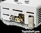 Газовый проточный водонагреватель ТАГАНРОГ ГАЗОАППАРАТ ВПГ-12-DA с блоком питания, фото 2