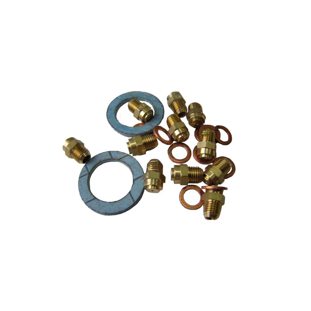 Коплект для перенастройки котлов на сжи - 9920053224 (для котло VU 202/3-5)