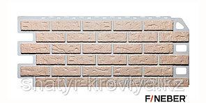 Фасадные панели FineBer: Кирпич
