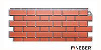 Фасадные панели FineBer: Кирпич облицовочный, фото 1