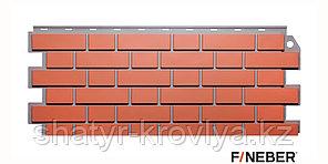 Фасадные панели FineBer: Кирпич облицовочный