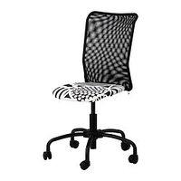 Рабочий стул, черный Кварнаторп черный, IKEA ИКЕА ИКЕЯ