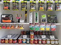 Корма и прикормка, товары для рыбалки