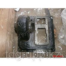 66-02.02.002 Крышка раздаточной коробки с лебедкой