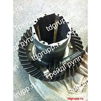 Втулка нижней головки в сборе с комплектом шестерен БМ-302Б.09.50.100