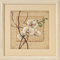 Набор для вышивания Dimensions Восточные орхидеи