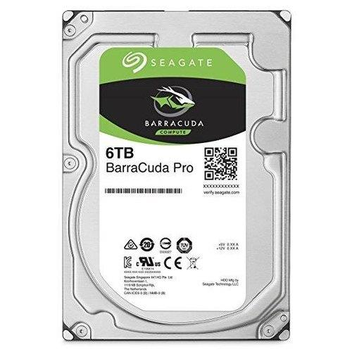 "Жесткий диск HDD  6Tb Seagate Barracuda Compute SATA6Gb/s 256Mb 3,5"" ST6000DM003"