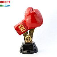 "Статуэтка Командная награда ""перчатка боксера"""