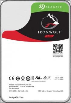 "Жесткий диск для NAS систем 12Tb HDD Seagate IronWolf SATA 6Gbit/s 3.5"" 7200 rpm 256Mb ST12000VN0008"