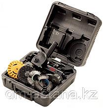 MIGHTY SEVEN Машинка системы MBX для удаления ржавчины c комплектом принадлежностей MIGHTY SEVEN QB-0808