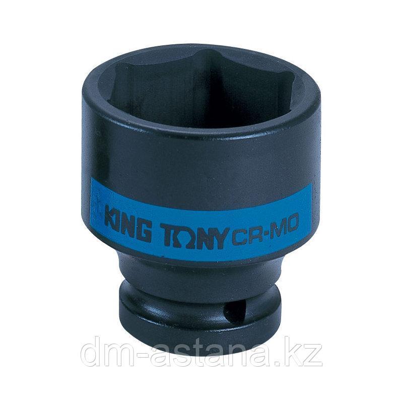 Вставка (бита) торцевая 10 мм, TORX, Т60, L = 36 мм KING TONY 163660T