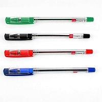 Ручка шариковая CELLO FINEGRIP красная