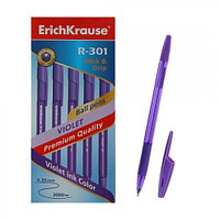 "Ручка шариковая ERICH KRAUSE ""Violet R-301"", 0,7 мм, фиолетовая  44592"