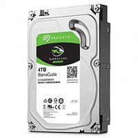 "Жесткий диск HDD 4Tb Seagate Barracuda Compute SATA6Gb/s 7200rpm 256Mb 3,5"" ST4000DM004"