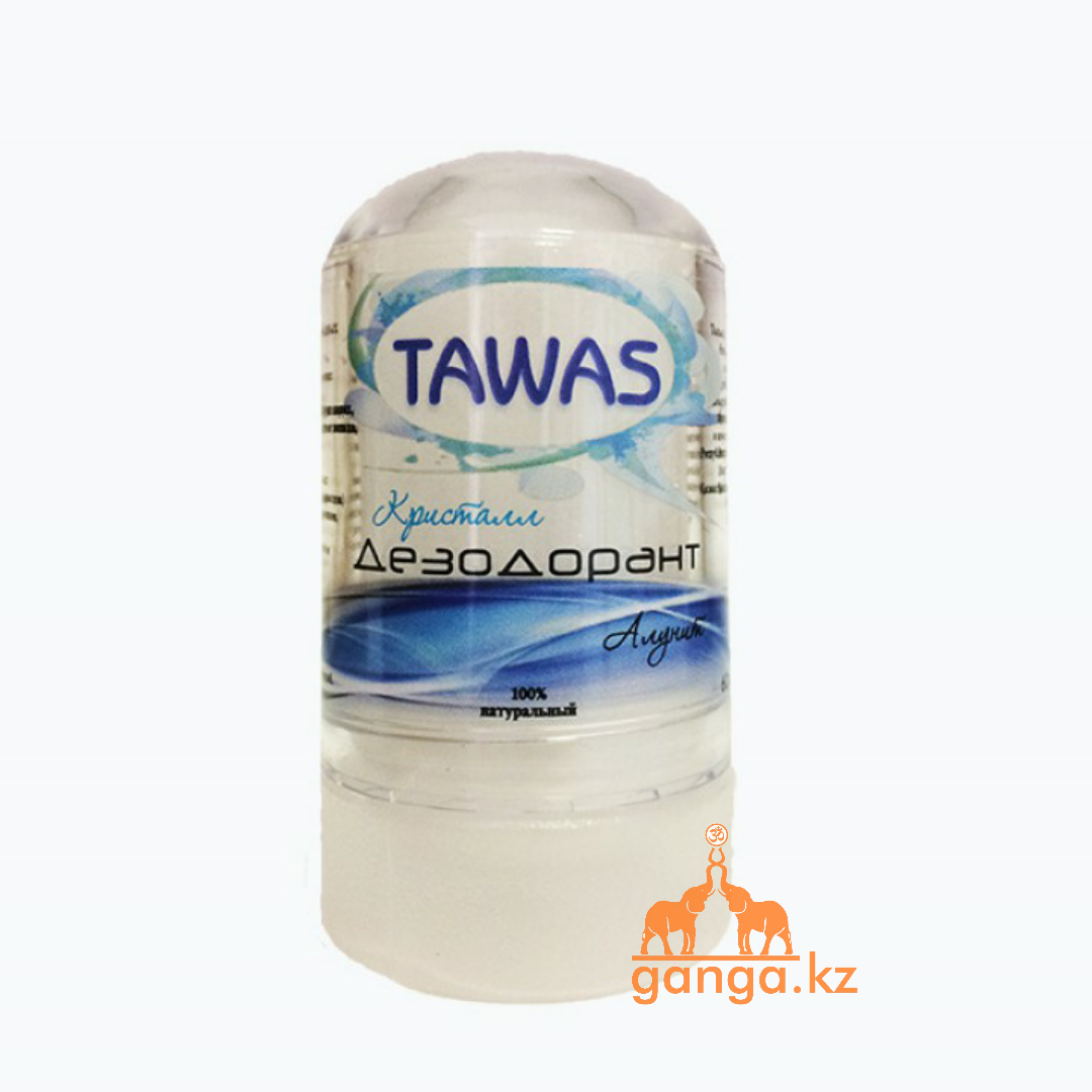Натуральный Дезодорант TAWAS, 60 г.