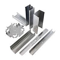 Профиль металлический стоечный 50х50, 0,60 (12 шт)