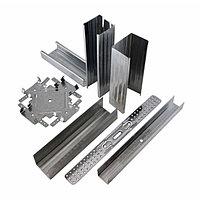 Профиль металлический направляющий 100х40, 0,60 (12 шт)