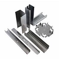 Профиль металлический направляющий 27х28, 0,45 (24 шт)