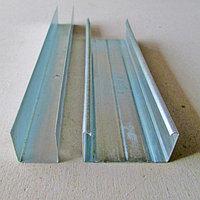 Профиль металлический направляющий 100х40, 0,45 (12 шт)