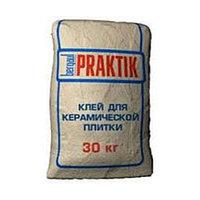 Клей для керамической плитки Bergauf Praktik30 кг