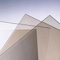 Монолитный поликарбонат прозрачный КинПласт 2050х3050x 2 мм